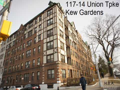 Sold: 117-14 Union Tpke, Kew Gardens, NY 11415